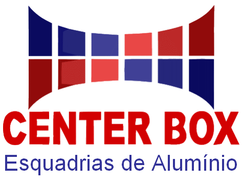 Esquadrias de Alumínio - Center Box